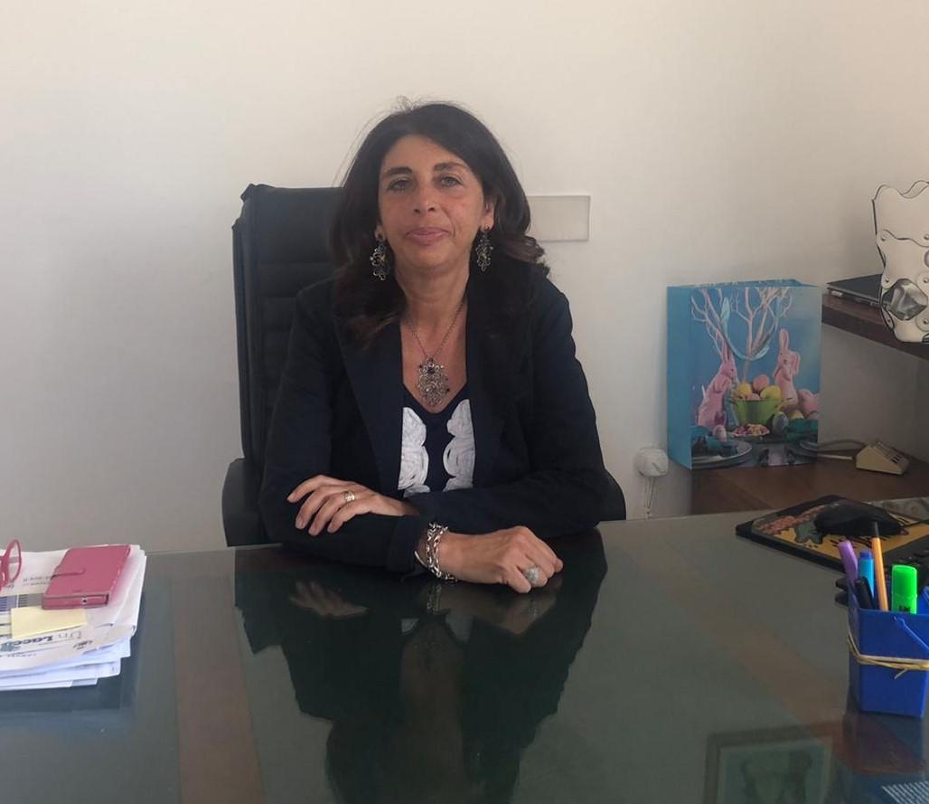 Dottoressa Ida Carbone commissario prefettizio di Lacco Ameno