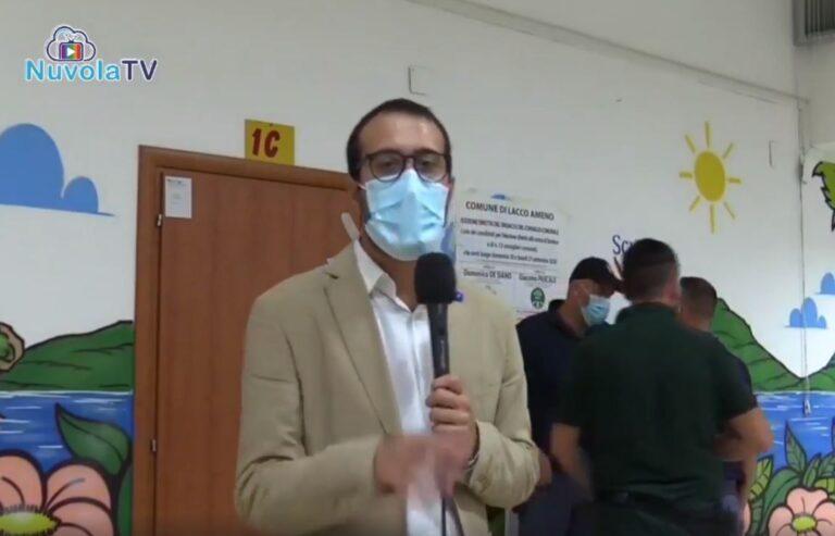 BALLOTTAGGIO LACCO AMENO, ALLE ORE 15.00 SU NUVOLA TV LA DIRETTA DELLO SPOGLIO