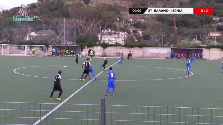 BARANO VS ISCHIA 0-2 GUARDA LA SINTESI